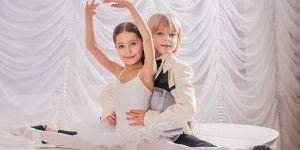 Zajęcia dodatkowe dla dzieci - balet