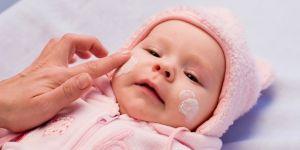 Zakazane kremy na zimę dla dziecka