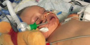 Zakażenie meningokokami u niemowlaka