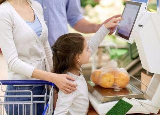 Zakupy spożywcze dla całej rodziny