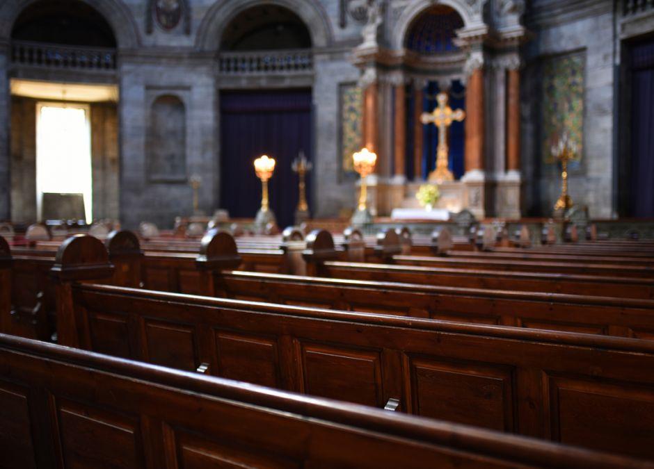 Zamknięcie kościołów