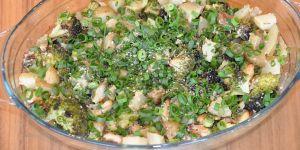 Zapiekanka z warzyw - Przepis Moniki Mrozowskiej