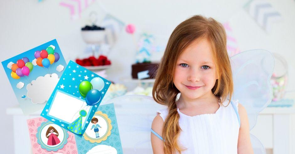 Kinderparty Zaproszenia Urodzinowe Do Druku Mamotojapl