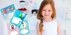 zaproszenia urodzinowe