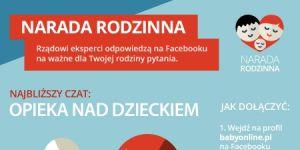 zaproszenie na czat na facebooku babyyonline.pl