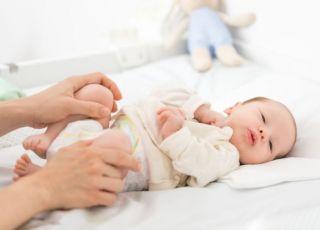 paciorkowiec u noworodka