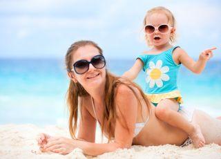 zasady bezpiecznego plażowania: koronawirus