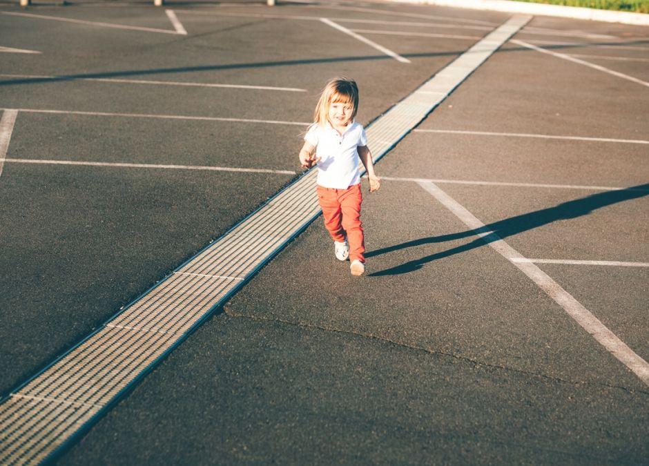 zasady ruchu drogowego dla dzieci