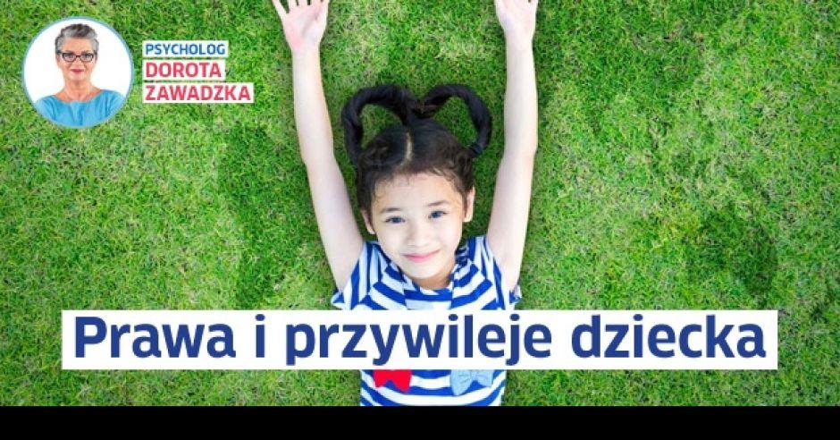 Zawadzka: prawa dziecka