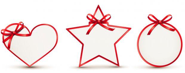 zawieszki na prezenty świąteczne do druku: bucik