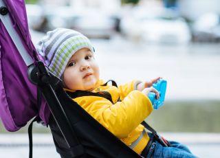 zawieszki na wózkach dziecięcych