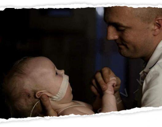 Kirill z tatą