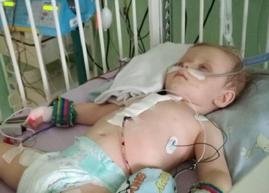 zbiórka pieniędzy na operację Dawida