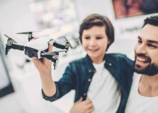 Zdalnie sterowany helikopter dla dziecka
