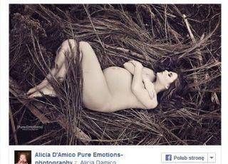 zdjęcie ciążowe, fotografia ciążowa, Alicia d'Amico, Pure Emotions Photography