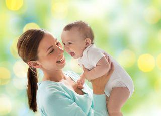 zdrowa mama i dziecko