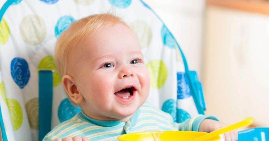 Zdrowe niemowlę