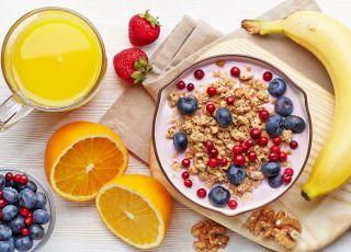 zdrowe śniadanie dla dziecka