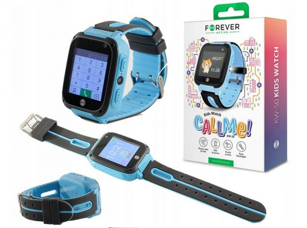 zegarki dla dzieci smartwatch
