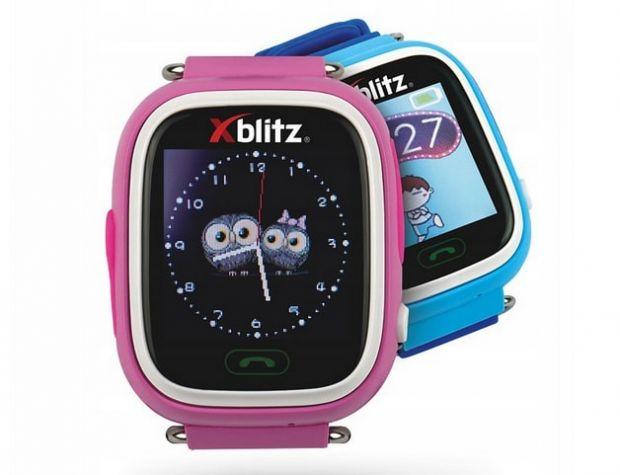 zegarki dla dzieci smartwatch XBlitz