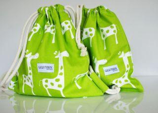 zestaw dla przedszkolaka, plecak dla przedszkolaka, worek przedszkolaka, Guga Marie, worek