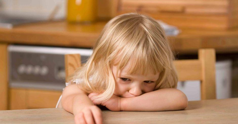 Zestresowame dziecko