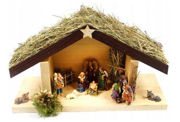 szopki bożonarodzeniowe z figurkami