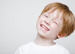 zgrzytanie zębami u dziecka, wafa zgryzu,