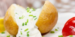 ziemniaki, pieczone ziemniaki, przepis na pieczone ziemniaki