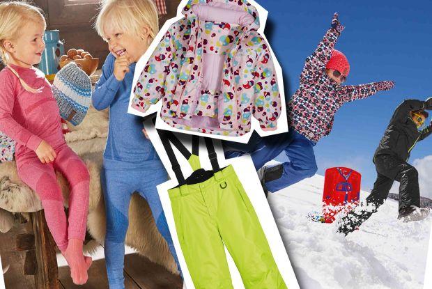 Zimowa Kolekcja Ubrań Dla Dzieci W Lidlu Spiesz Się Mamotojapl