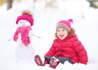 Zimowe spacery z dzieckiem - konkurs dla dzieci i rodziców na Babyonline.pl