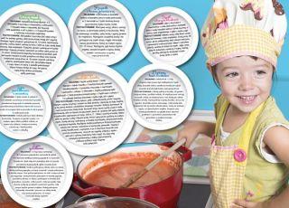 7 sprawdzonych przepisów na zimowe zupy dla dziecka – do druku