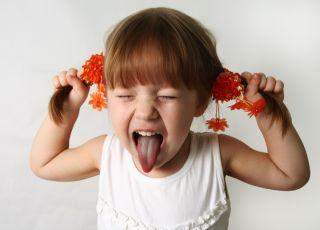 Złe zachowanie to często wołanie o uwagę rodziców