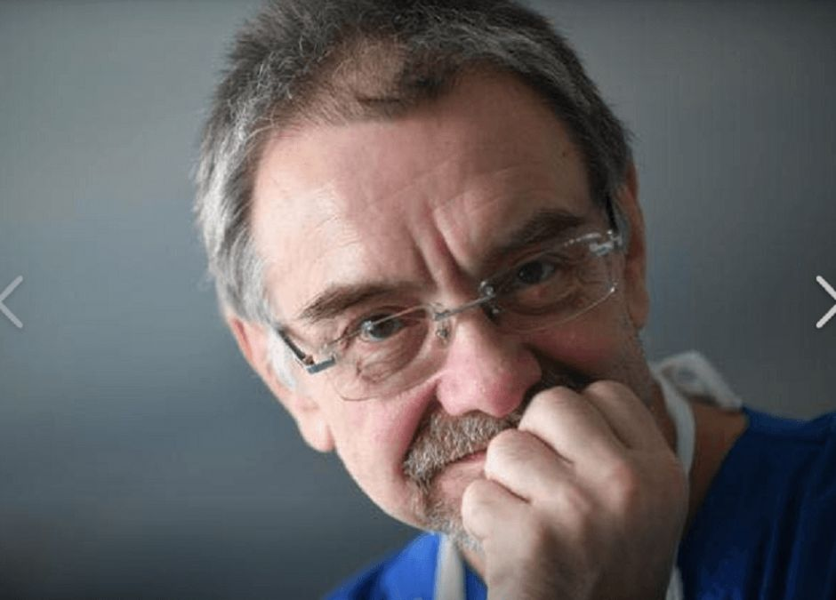 zmarł ginekolog prof. Romuald Dębski