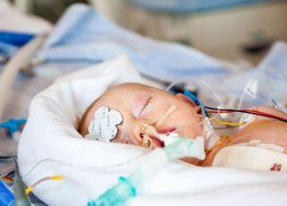 zmarła 14-miesięczna dziewczynka zarażona pneumokokami