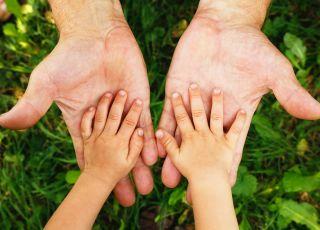 zmysł dotyku u dziecka