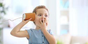 zmysł słuchu u dziecka