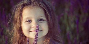 zmysł węchu u dziecka