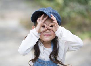 zmysł wzroku u dziecka