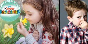 Zmysł zapachu i dziecka