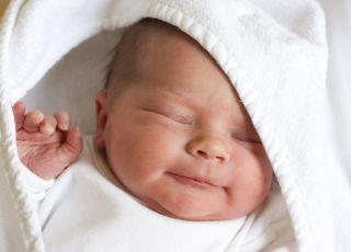 zmysły noworodka