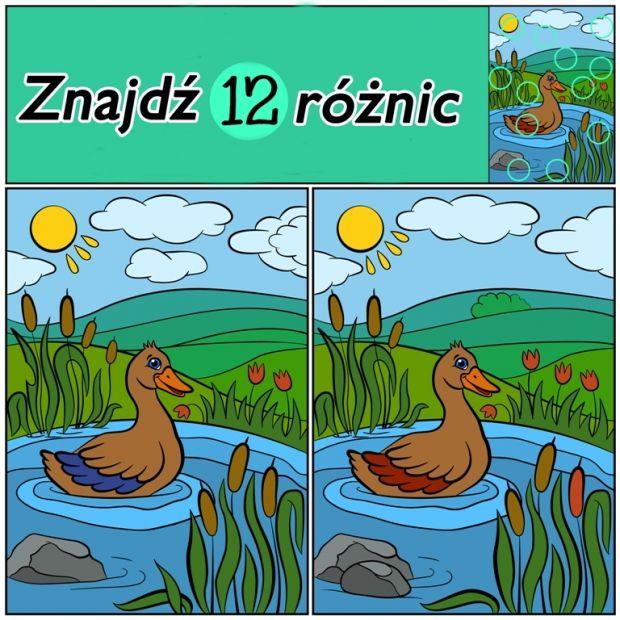 Znajdź różnice między obrazkami dla dzieci do druku - na Wielkanoc ...