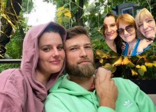 Zofia Zborowska może liczyć na wsparcie bliskich