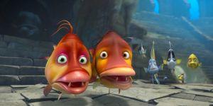 żółwik Sammy, film dla dzieci, film animowany dla dzieci
