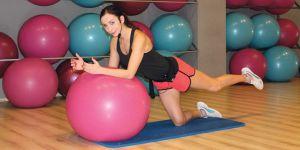 Zosia Budkiewicz, instruktorka fitness