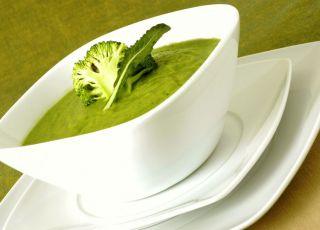 zupa, brokuły, kuchnia dla malca
