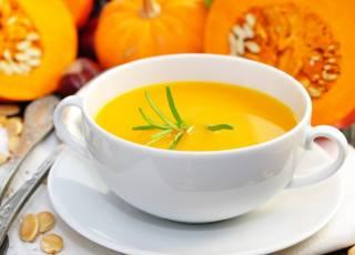zupa dyniowa, dynia, potrawa, danie, kuchnia