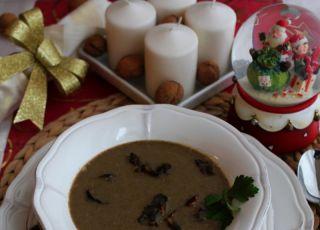 zupa grzybowa, zupa świąteczna, zupa, zupa na święta, grzybowa