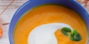 zupa, krem, dynia, bataty