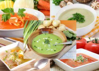 zupa, kuchnia, talerz